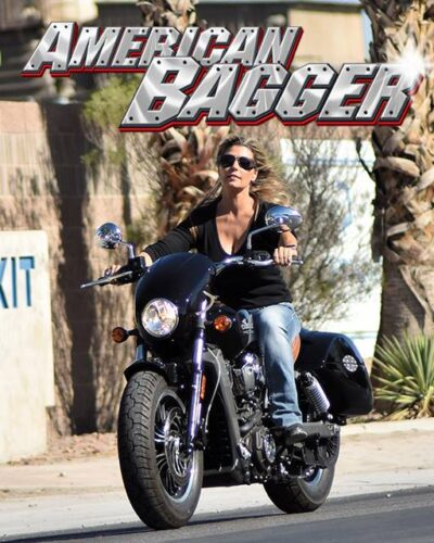 November 2017 Cover of American Bagger Magazine  - Sheila Cunningham