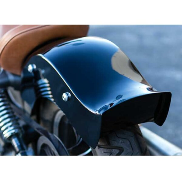 Evil Empire Designs Fat Bob Style Rear Fender for Indian Scout Motorcycle Models